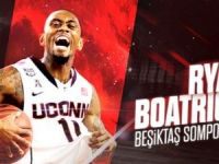 Ryan Boatright Beşiktaş Sompo Japan'da