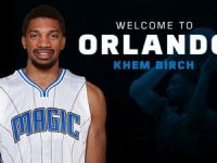 Khem Birch Orlando Magic'de
