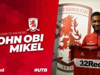 John Obi Mikel Middlesbrough'da